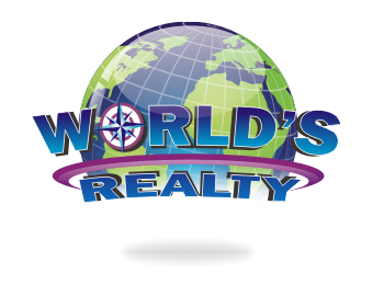 World's Realty Logo Design