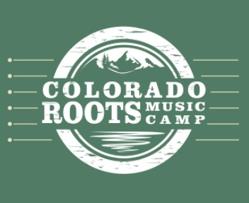 Colorado Roots Music Camp Logo