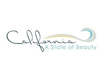 California State of Beauty Logo Design