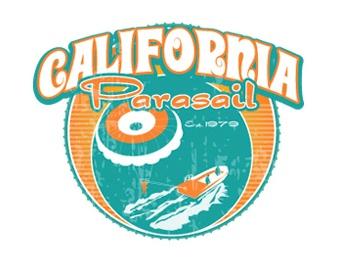 California Parasail Logo Design