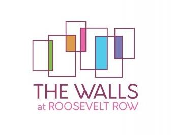 The Walls at Roosevelt Logo Design