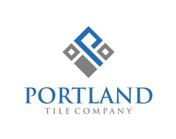 Logo Design Portland Tile Company