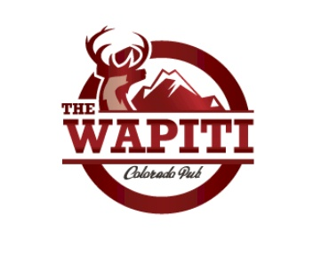 Wapiti Colorado Pub Logo