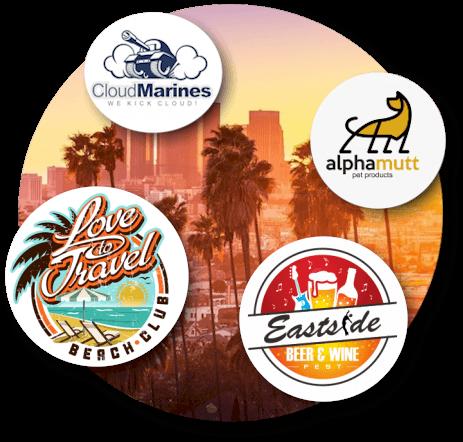 Logo Designers Los Angeles California