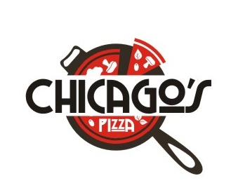 Chicago's Pizza Logo Design