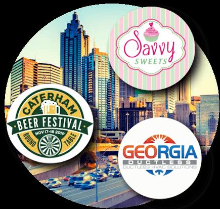 Atlanta Georgia Logo Designers