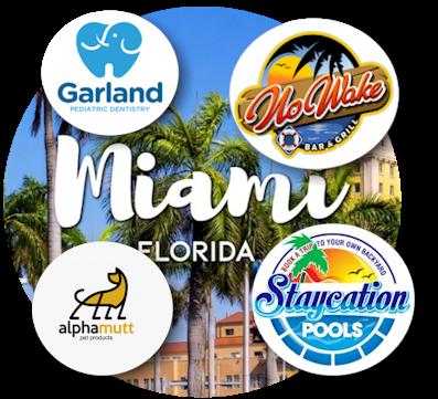 Miami Florida Logo Designers