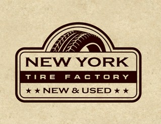 New York Tire Factory Logo Design