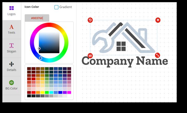Construction Logo Maker