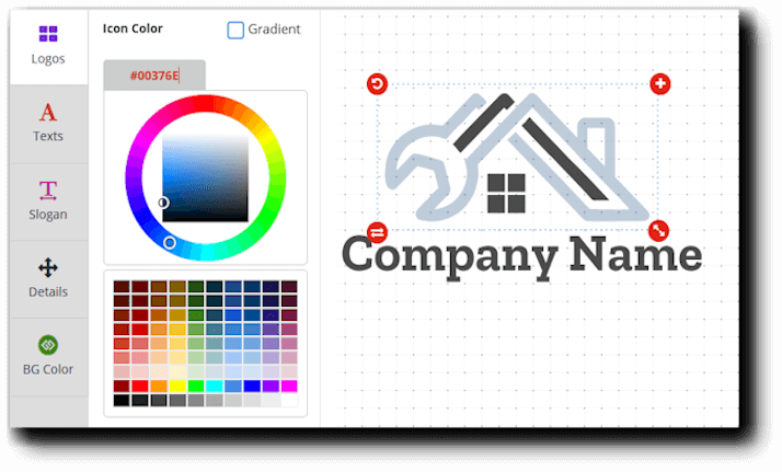 Construction Logo Maker Create Your Logo In Minutes Logomyway
