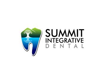 Summit Integrative Dental Logo Design