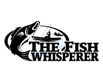 Logo design start a logo design contest at logomyway for The fish whisperer