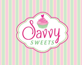 Logo Design Savvy Sweets