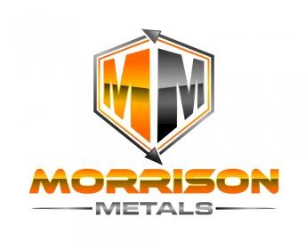 Logo Design Morrison Metals