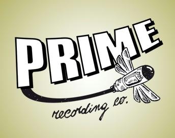 Logo Design Prime Recordning